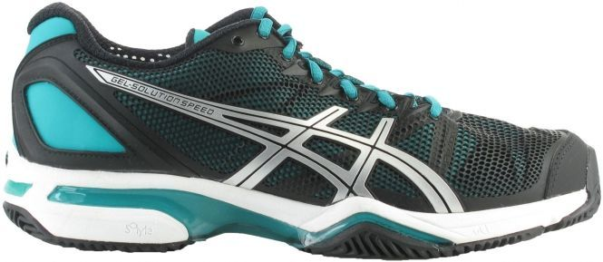 Asics gel-Solution Speed Clay (mens) (E206N) -- ©keller-sports.de