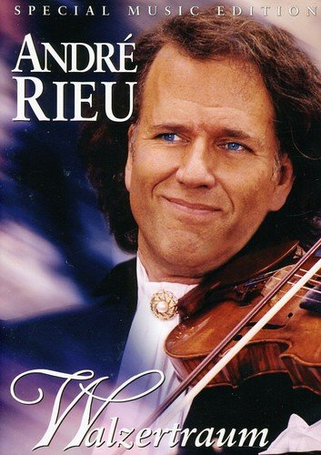 André Rieu - Walzertraum -- via Amazon Partnerprogramm