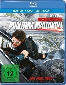 Mission Impossible 4 - Phantom Protokoll (Blu-ray)