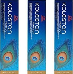 Wella Koleston perfect hair colour Deep Browns dark blonde brown-red 6/74, 60ml