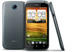 HTC One S C2 grau
