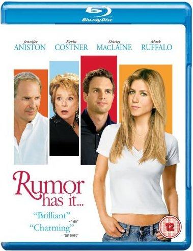 Rumor has it (Blu-ray) (UK) -- via Amazon Partnerprogramm