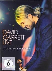 David Garrett - In Concert & In Private Live (DVD)