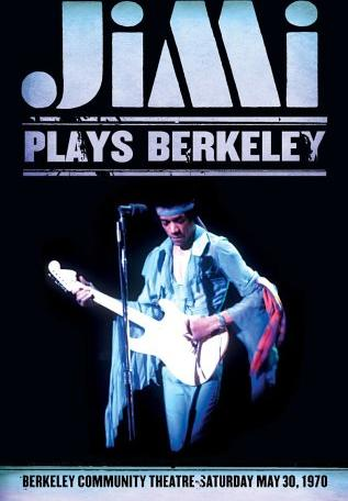 Jimi Hendrix - Live At Berkley -- via Amazon Partnerprogramm