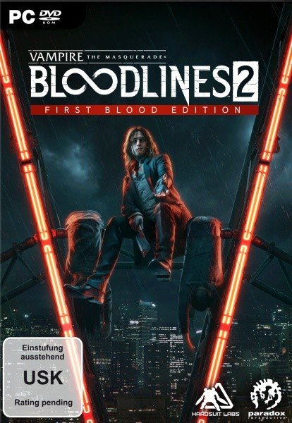Vampire - The Masquerade: Bloodlines 2 (PC)