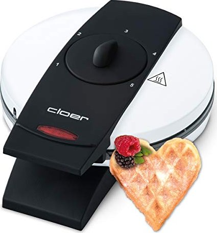 Cloer 1621 Waffeleisen -- via Amazon Partnerprogramm