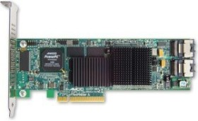 LSI 3ware Escalade 9690SA-8I retail, PCIe x8