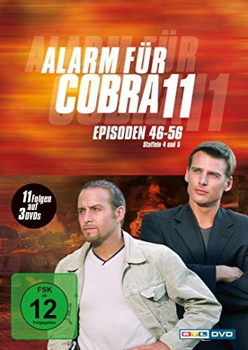 Alarm für Cobra 11 Box (Staffel 4-5) -- via Amazon Partnerprogramm