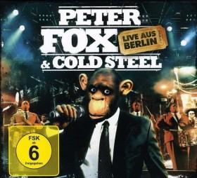 Peter Fox & Cold Steel - Live aus Berlin (DVD)
