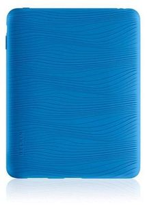 Belkin Grip sleeve for iPad blue (F8N383cw142)