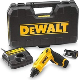 DeWalt DCF680G2 cordless pen screwdriver/pivot screwdriver incl. case + 2 Batteries 1.0Ah