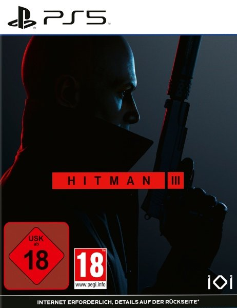 Hitman 3 - Deluxe Edition (PS5) -- via Amazon Partnerprogramm