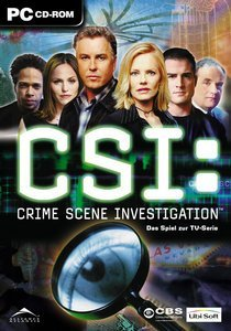 CSI - Crime Scene Investigation (deutsch) (PC)