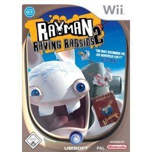 Rayman Raving Rabbids 2 (englisch) (Wii)