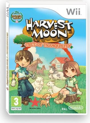Harvest Moon: Baum der Stille (deutsch) (Wii) -- via Amazon Partnerprogramm