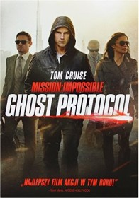 Mission Impossible 4 - Ghost Protocol (DVD) (UK)