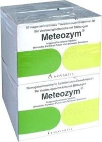 Meteozym Filmtabletten, 200 Stück