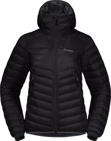 Bergans Senja Down Light Jacke black/solid dark grey (Damen) (8747-2746)