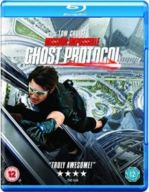 Mission Impossible 4 - Ghost Protocol (Blu-ray) (UK)