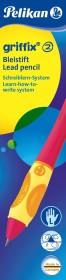 Pelikan griffix Bleistift HB Linkshänder, Cherry (956045)