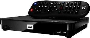 Western Digital WD TV Live Hub Media Center 1TB (WDBACA0010BBK)