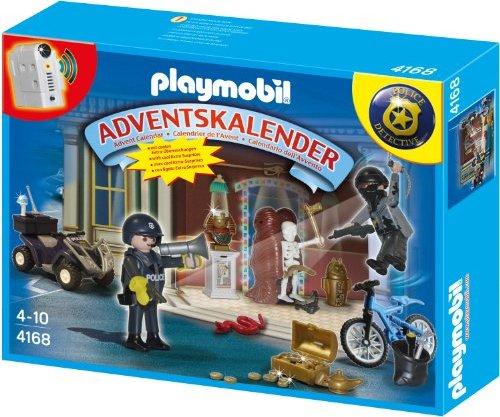 playmobil weihnachten adventskalender polizeialarm. Black Bedroom Furniture Sets. Home Design Ideas