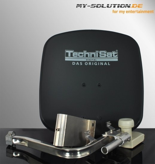 TechniSat satellite dish DigiDish 45 (various types) -- (c) My-Solution.de
