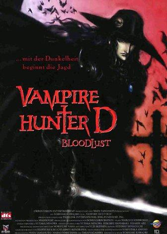 Vampire Hunter D -- via Amazon Partnerprogramm