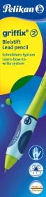Pelikan griffix Bleistift HB Linkshänder, Green (945028)