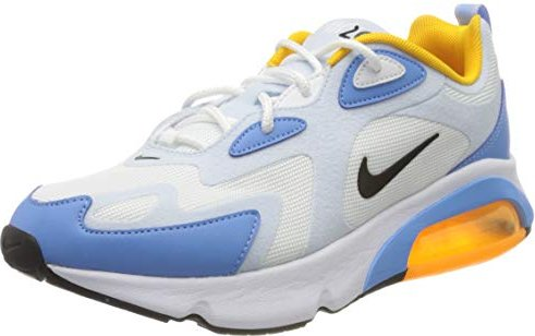 Nike Air Max 200 whitehalf blueuniversity blueblack (Damen) (AT6175 101) ab € 117,00