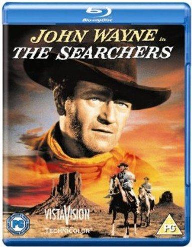 The Searchers (Blu-ray) (UK) -- via Amazon Partnerprogramm