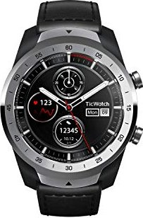 Mobvoi Ticwatch Pro silber -- via Amazon Partnerprogramm