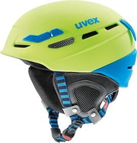 UVEX P.8000 Tour Helm lime/blue mat (566174-640)