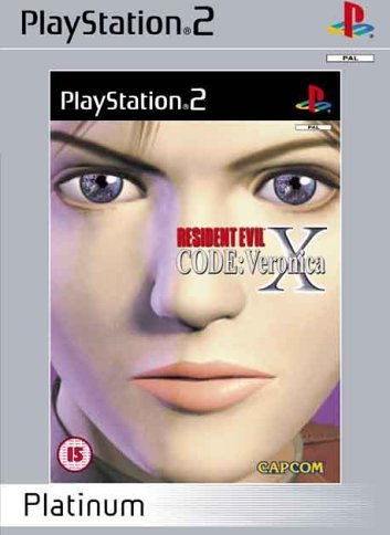 Resident Evil: Code Veronica X (deutsch) (PS2) -- via Amazon Partnerprogramm