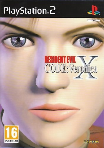 Resident Evil: Code Veronica X (German) (PS2) -- via Amazon Partnerprogramm