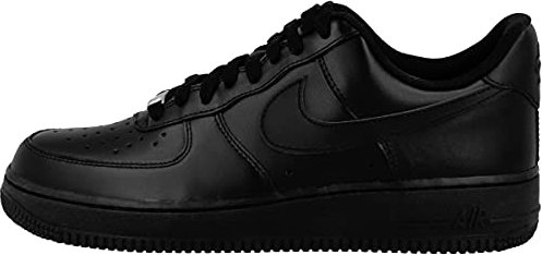 buy online 4c5c2 e91ab Nike Air Force 1 07 schwarz (Damen) (315115-038)