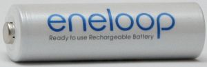 Sanyo eneloop new Mignon AA NiMH Akku 2000mAh, 4er-Pack (HR-3UTGA-4BP) -- provided by bepixelung.org - see http://www.bepixelung.org/274 for copyright and usage information