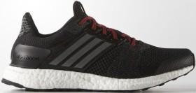 adidas Ultra Boost ST core black/iron met/vivid red (Herren) (AF6518)