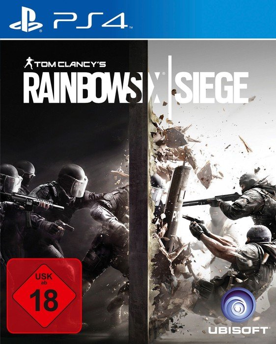 Rainbow Six: Siege - Gold Edition - Year 2 (niemiecki) (PS4)