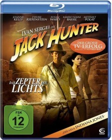 Jack Hunter und das Zepter des Lichts (Blu-ray)