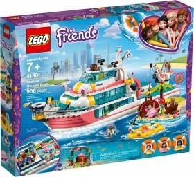 LEGO Friends - Boot für Rettungsaktionen (41381)