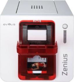 Evolis Zenius card printer, USB 3.0/LAN (ZN1H0000RS)