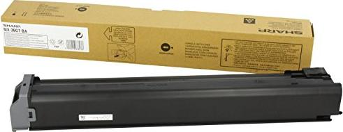 Sharp MX-36GTBA Toner schwarz -- via Amazon Partnerprogramm