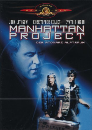 The Manhattan Project - Der atomare Alptraum -- via Amazon Partnerprogramm