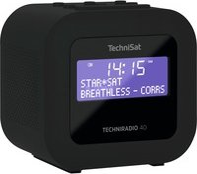 TechniSat TechniRadio 40 schwarz (0000/2940)