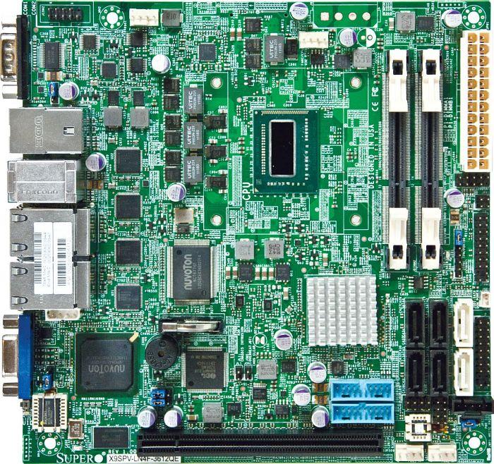 Supermicro X9SPV-LN4F-3QE retail (MBD-X9SPV-LN4F-3QE-O)