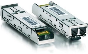 Level One GVT-0300, 1x 1000Base-SX SFP Modul