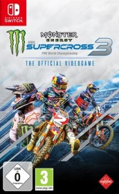 Monster Energy Supercross 3: The Official Videogame (Switch)