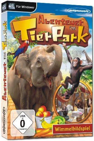 Abenteuer im Tierpark (deutsch) (PC)