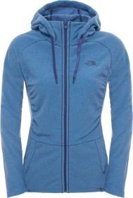 The North Face Mezzaluna Jacket patriot blue stripe (ladies)